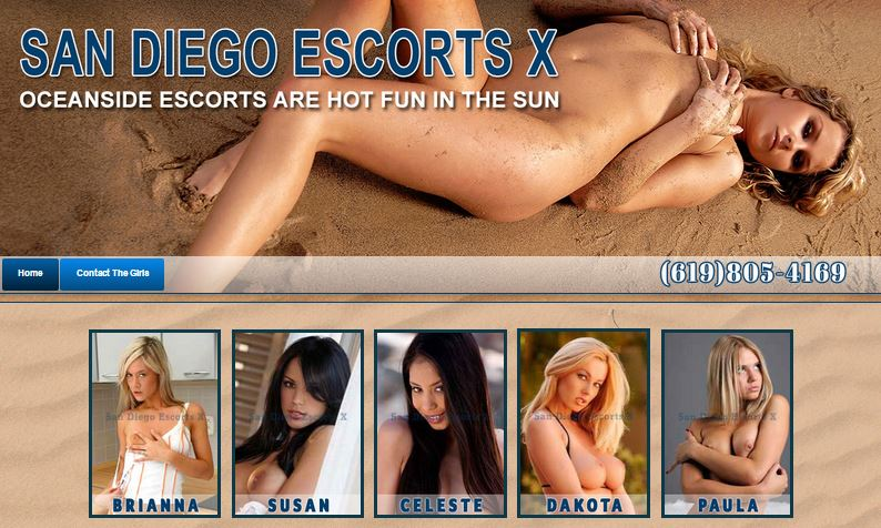 San Diego Escorts